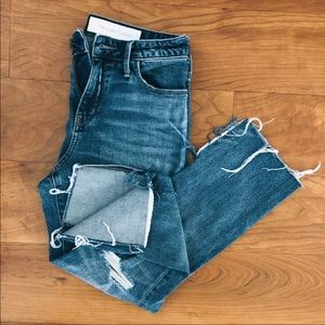 Treasure & bond high waisted jeans